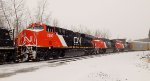 Brand New CN GEVO's trailing on NS H53