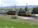 BNSF 1603 on Pikes Peak Local