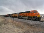 BNSF 8186 North on Main 2 of Joint Line