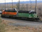 BNSF 1652 on Pikes Peak Local