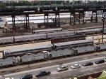 Amtrak's Penn Coach Yard