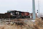 NS 6813 & CP 9534