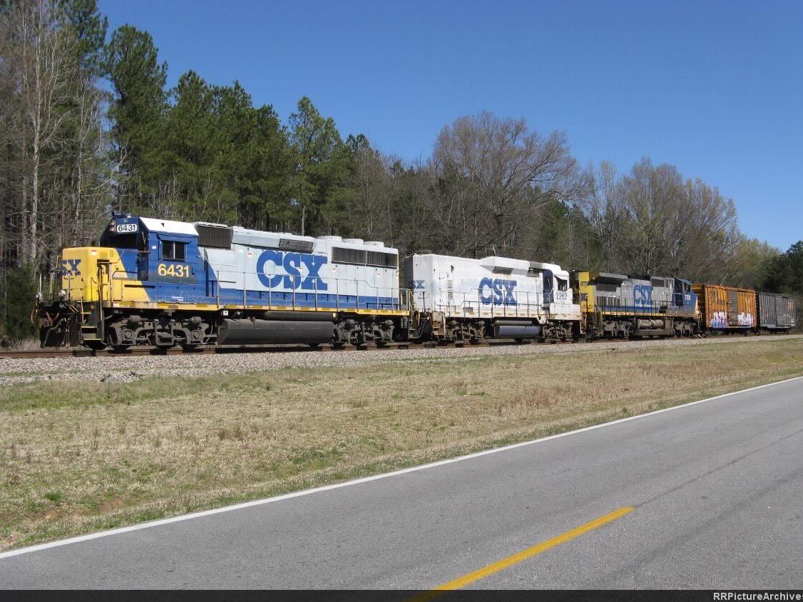CSX 6431