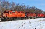 DME 6089, CP 9831, & CP 9508