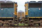 CSX 8500 & 8600