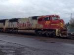BNSF 208