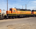 BNSF 2645