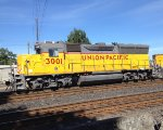 UPY 3001. labeled as a GP59ECO which is not yet listed on this site yet