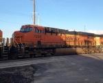 BNSF 7056