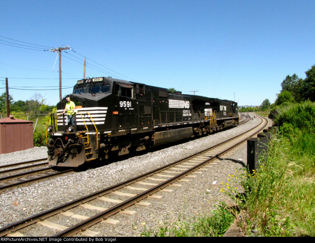 NS 9591 and 9056