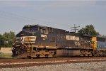 NS 9685 Northbound