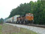 BNSF 7430 (ES44DC) 7145 (ES44C4) 7028 (ES44C4)