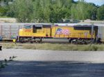 UP SD70M 4958