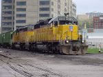 SD40-2 Twins UP 3212 and UP 3226