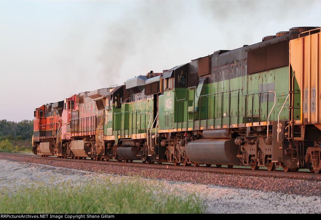 BNSF 1405