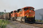 BNSF 9020 Leads a pair of Ace's Sb on a coal load.
