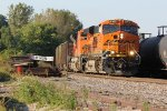 BNSF 6365 Leads a loaded coal drag Sb..