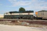 BNSF 9665 Dpu on a SB coal load.