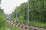 St. Louis MetroLink Along the BikeLink Trail (8)