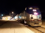 Southbound Amtrak Texas Eagle Train #21