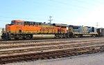 BNSF 6949 & CSX 5974