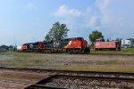 CN 2923, 8102, & GTW 75003