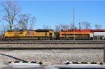 UP 8830 & KCS 4786