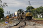 Three big GE's storm east with Q010