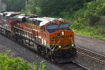 BNSF6750 and SF4706