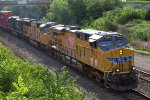 UP7400, UP4753 and CSX805