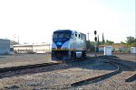 Amtrak California 2015 in Stockton.