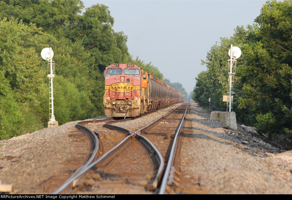 Warbonnet In The Siding