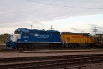 GMTX2692 and UPY707 in the yard