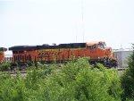 BNSF ES44DC 7901