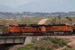 BNSF9305 and BNSF5760
