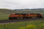 BNSF6071 and BNSF5648