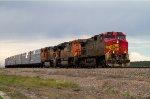SF704, BNSF9261 and BNSF5071