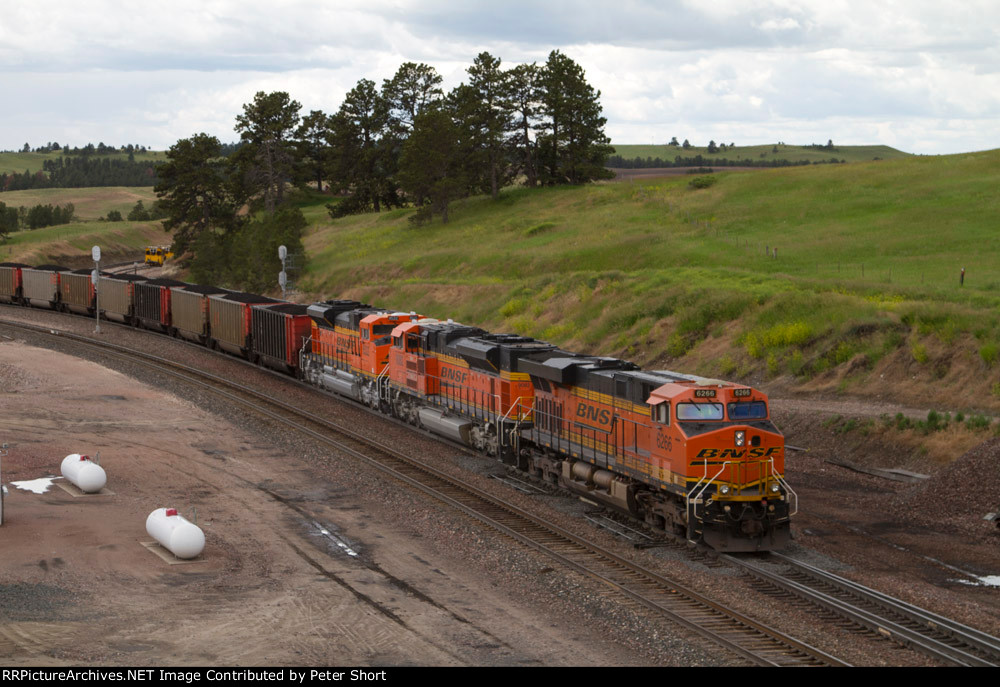 BNSF8522, BNSF9082 and BNSF6266
