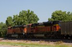 BNSF5853 and BNSF9236
