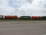 DGNO 142, CFNR 111, and DGNO 143