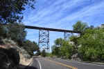 Big trestle east of Campo