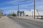 The US Gypsum plant in the aptly named Plaster City