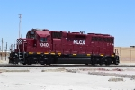 HLCX 1040 sits near downtown El Centro