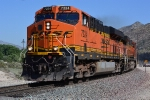 Yet another shot of BNSF 7224 leading a baretable downhill through Cajon Junction