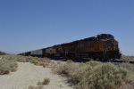 The train we saw at the Loop is now heading south from Mojave towards the Palmdale Cut-off, Cajon and Colton Yard