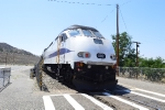 SCAX 892 pushes an inbound towards LA