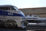 Amtrak Pacific Surfliner and Metroloink F59PHI examples