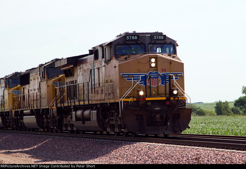 UP5788, UP4682 and UP4870