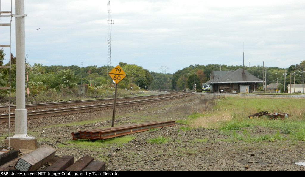 Ex. NYC Station / CSX Mainline