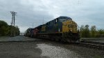 Ex. NdeM On CSX Eastbound Intermodal